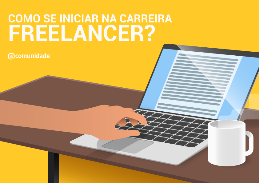 Ebook - Como se iniciar na carreira freelancer