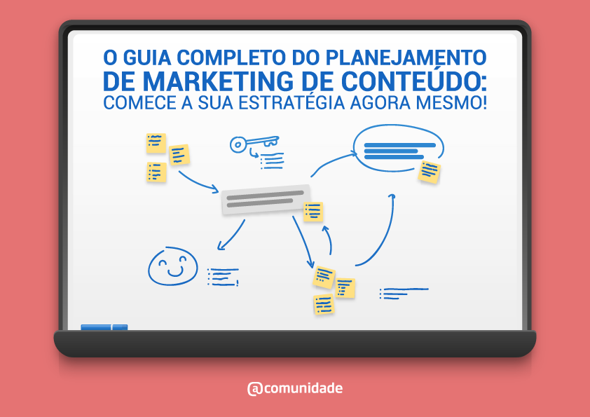 Ebook - O guia completo do planejamento de marketing de conteúdo