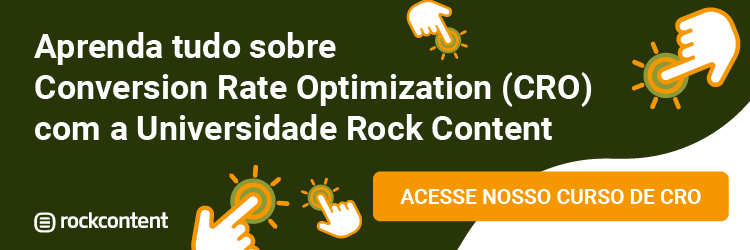 Curso de Conversion Rate Optimization (CRO)